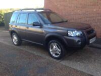 2006 Land Rover freelander faclift £2995