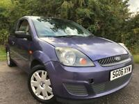 Ford Fiesta Style 1.2 Long Mot Only 38k On Clock Drives Great Cheap To Run And Insure !!!