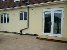 External wall insulation per meter