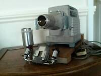 FOR SALE HY LITE 300 SLIDE PROJECTOR WITH EXTRAS