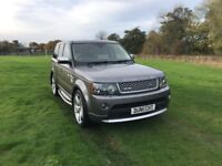 Land Rover Range Rover Sport TDV8 AUTOBIOGRAPHY SPORT (grey) 2010-06-16