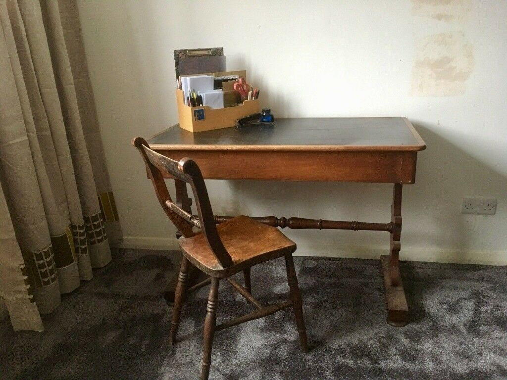 Antique Writing Desk With Drawers In Southwick East Sus Gumtree