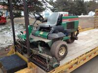 Ransomes lawn mower