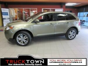 2013 Ford Edge LIMITED-HEATED LEATHER-AWD-NAV-BACKUP CAM