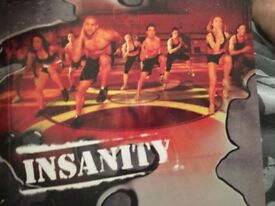 INSANITY WORKOUT!!