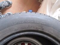 Michelin 175 r15 84h used tyre