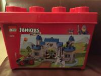 Lego juniors knights castle