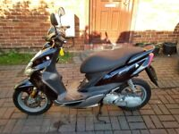 2005 Yamaha JOG 50 R automatic scooter, MOT, sports exhaust, 2 stroke engine, not restricted ,,,
