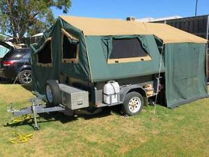 Camper Trailer - Soft Floor. Loads of Extra Features Leeming Melville Area Preview