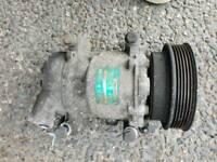 Renault clio mk2 air conditioning pump compressor 01-06