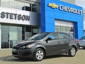 2016 Chevrolet Sonic LS Auto LOW KMS Pan Heater Sedan