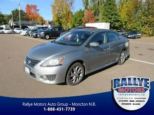 2013 Nissan Sentra SV! ONLY 75K! Alloy! Trade-In! Save!