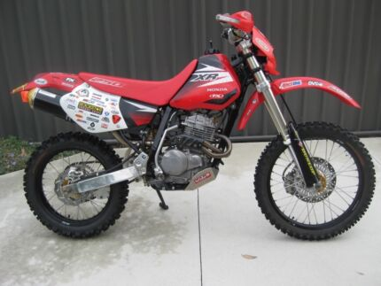1987 honda xr250 rare twin carb thumper | motorcycles | gumtree