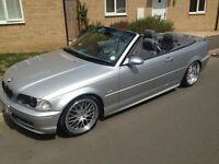 BMW 330 convertable