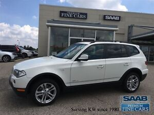 2010 BMW X3 3.0i AWD No accidents Pano roof