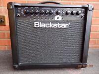 Blackstar ID:15TVP 15W Programmable Combo Amp