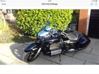 Honda Goldwing F6C - One of a Kind