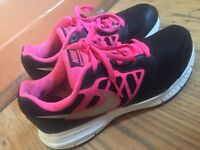 Size 4 Nike Downshifter 6 immaculate condition
