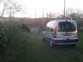 ROOF BARS for Renault Kangoo estate car or van
