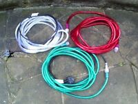 Rope/Hose Lights (White/Green/Red)