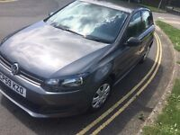 Volkswagen Polo S 60 5 Door Hatchback 2010 1198CC Grey