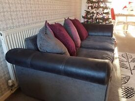 DFS Shannon 3 Seater Sofa