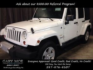 2012 Jeep WRANGLER UNLIMITED Unlimited