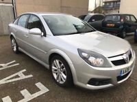 VAUXHALL VECTRA SRI CDTi 150A ,, DIESEL AUTOMATIC, FULLY LOADED VERSION,GUARANTEED LOW MILEAGE £3100