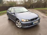 """Lexus IS 200 SE, 1 Owner, Service History, NAV-LEATHER,18"""" ALLOYS-BODYKIT, Excellent condition"""