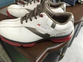 Kids Callaway X Series Golf Shoes in size 6
