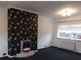 2 Bed End Terraced House (with Drive and Garage), North Dryburgh Road, Wishaw