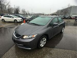 2014 Honda Civic LX - SOLD