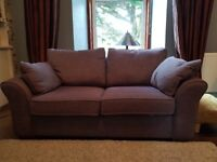 Next two seater sofabed. One year old excellent condition