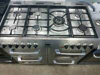 Cheap range cooker all working