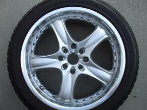 ROTA WHEELS WITH RUBBER
