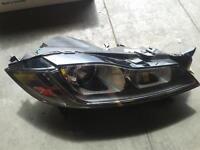 GENUINE JAGUAR XF DRIVERS SIDE HALOGEN HEADLIGHT HEADLAMP GX6313W029GF
