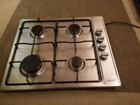 Cata gas hob and buit-in oven