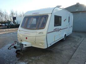 Coachman Pastiche Touring Caravan