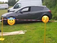 Vauxhall Astra exclusiv 2013