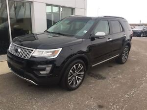 2016 Ford Explorer Platinum 4WD $316.44 b/wkly