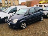 Vauxhall Meriva 1.7 diesel 07 reg 60 mpg excellent condition