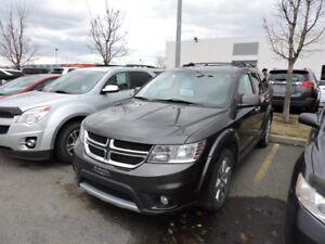 2014 DODGE JOURNEY AWD R/T CUIR,TOIT,DVD,GPS,UCONNECT