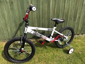 New Radical Bike