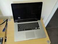 Apple Macbook Pro. 2010. Core i5. Spares