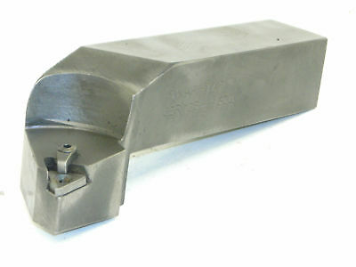 Used Snap Tap Carbide Indexable Threading Turning Tool Cer-125 6-16 Cq Drop Head