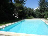 France Provence near Aix, large villa private pool 170 m2 , 3 bedrooms, comfort , quiet, shops...