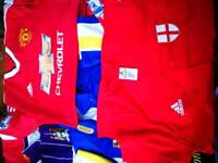 Collectable sports tshirts