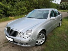 Mercedes E320 cdi low mileage in very good condition, well looked after