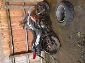 keeway txm 125 did run 2day electric problem not got time for it call on 07392407798