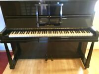 CHALLEN UPRIGHT GOOD CONDITION overstrung + underdamper Reluctant sale. Played by Grade 8 player